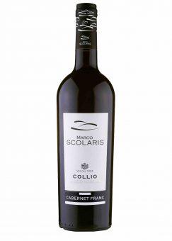 CABERNET FRANC SCOLARIS DOC 2016 COLLIO