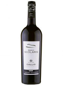 CABERNET SAUVIGNON SCOLARIS DOC 2015 COLLIO