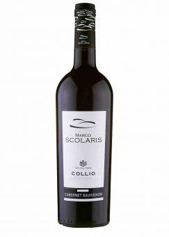 CABERNET SAUVIGNON SCOLARIS DOC 2016 COLLIO.