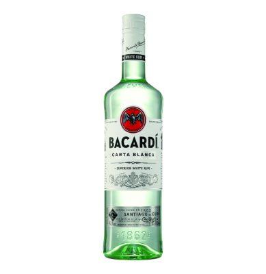 17-BACARDI CARTA BLANCA 100CL