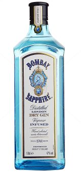 GIN BOMBAY SAPPHIRE 100 cl.
