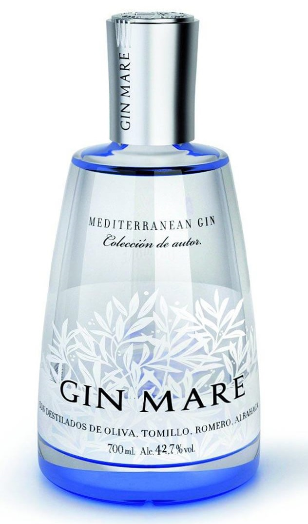 7-GIN MARE 70CL