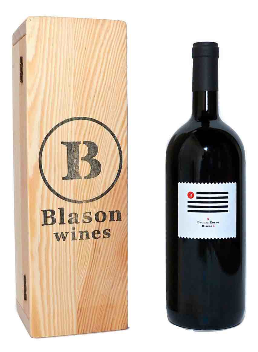 Bruma-Rosso-Magnum-2013-doc-Blason-wines