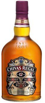 WHISKY CHIVAS REGAL 12 ANNI 100CL