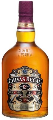139-CHIVAS REGAL 12Y 100CL