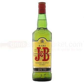 WHISKY J & B RARE BLENDED 100CL