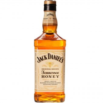 WHISKY JACK DANIEL'S TENNESSE HONEY 100CL