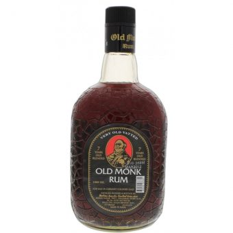 RUM OLD MONK 7 YEARS OLD 100 cl.