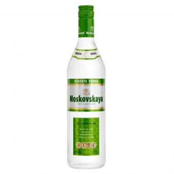 VODKA MOSKOVSKAYA 100CL