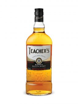 WHISKY TEACHER'S HIGHLAND CREAM SCOTCH 100CL