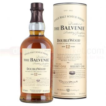 WHISKY THE BALVENIE DOUBLE WOOD 12 ANNI 70CL