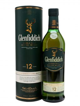 WHISKY GLENFIDDICH 12 ANNI 70CL