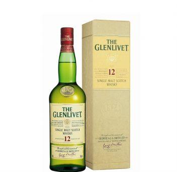 WHISKY GLENLIVET 12 ANNI 70CL