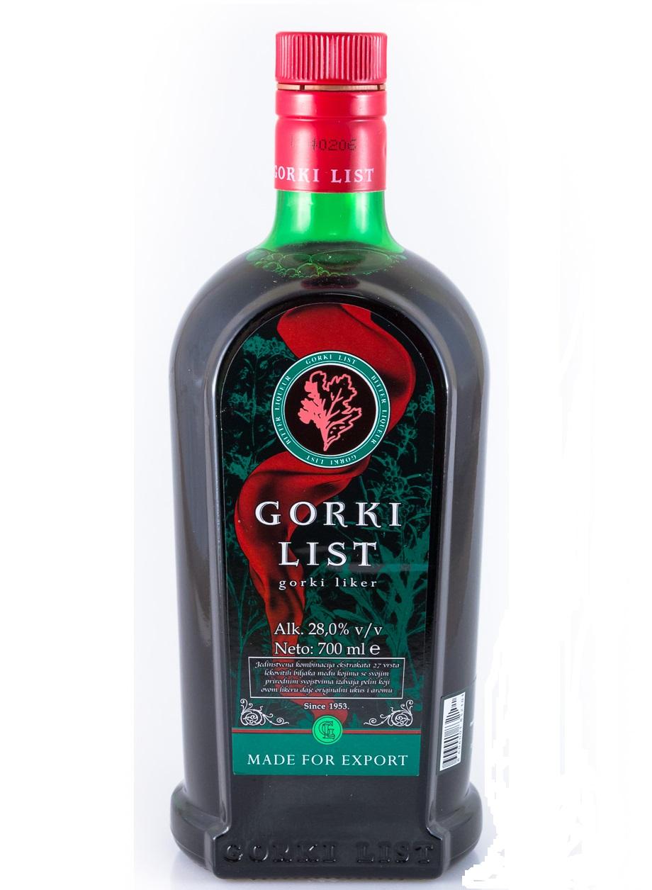 49-GORKI LIST 1LT
