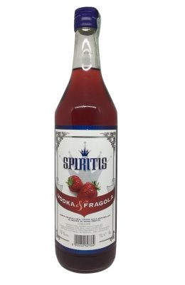 126-SPIRITS FRAGOLA 100CL