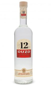 LIQUORE OUZO 12 - 100 CL.