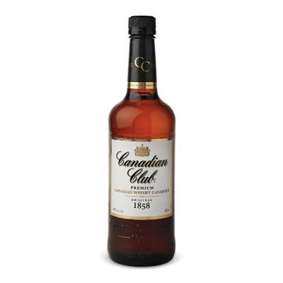 137-Canadian Club Premium