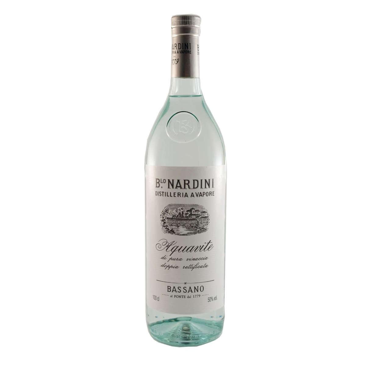 grappa nardini  GRAPPA BIANCA NARDINI AQUAVITE - 100 CL. – DrinDrink