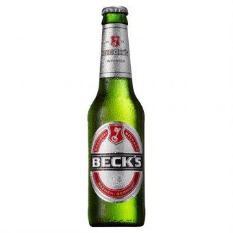BIRRA BECK'S -  24 Bottiglie x 33cl.