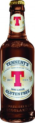 407 - TENNENT'S GLUTEN FREE 1885 LAGER