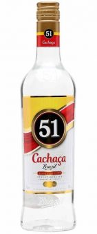 CACHACA 51 BRAZIL 100 CL- COMPANHIA MÜLLER DE BEBIDAS