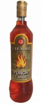 LIQUORE PUNCH ALL'ARANCIO CIEMME 100CL.