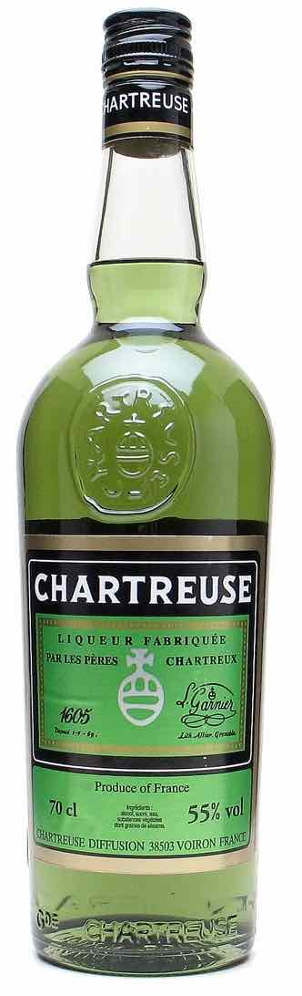 CHARTREUSE-VERDE-55°-70CL-Peres-Chartreux