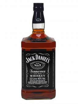 WHISKY JACK DANIEL'S TENNESSE OLD No 7 BRAND 300 CL