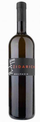Una bottiglia di Malvasia Zidarich 2015 IGT