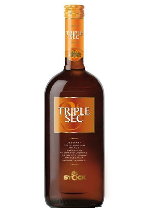 TRIPLE SEC STOCK 100 CL